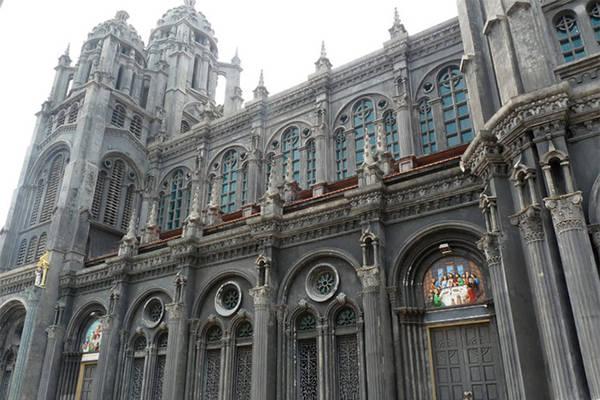 Nhà thờ họ của Công đoàn Thánh Danh