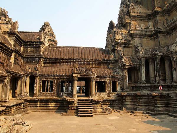 Kiến trúc cổ kính