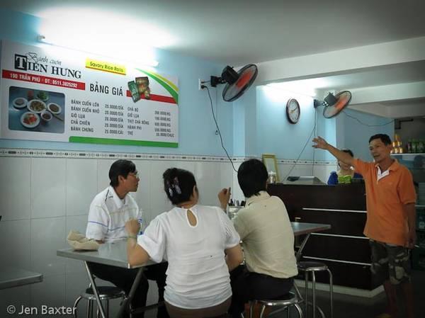 Quán bánh Cuốn Tiến Hưng, Đà Nẵng