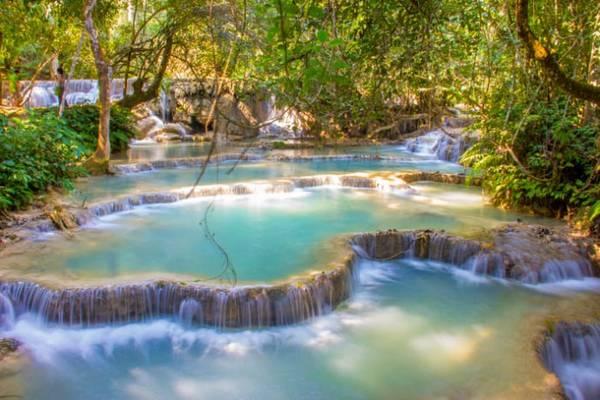 Du lich Lao an tuong voi  thanh pho hoang hon Luang Prabang ivivu 11