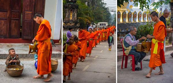 Một nét đẹp ấn tượng của văn hóa Lào