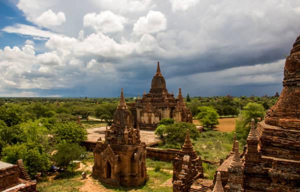 Du lich Myanmar kham pha ve dep cua thanh pho co Bagan