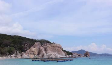Du lich Khanh Hoa - Đảo Bình Hưng