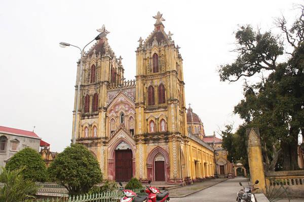 Nhà thờ Lục Thủy