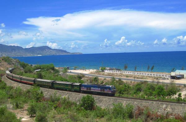 Du lich Ninh Thuan - Vẻ đẹp hoang sơ của biển Cà Ná