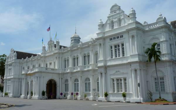 Du lich Malaysia - Điểm đến Penang