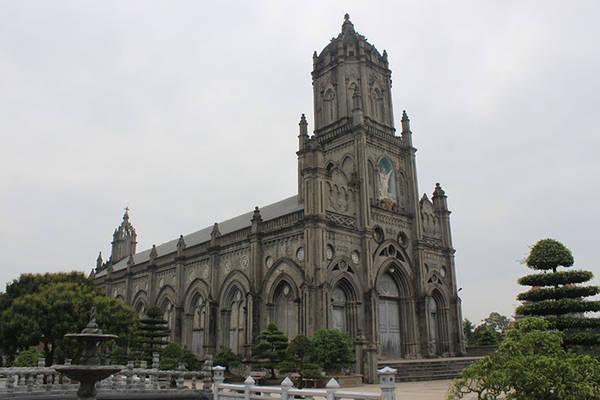Nhà thờ Thủy Nhai