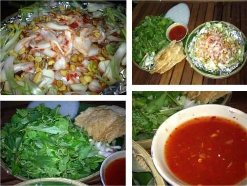 Đừng quên gỏi cá mai khi bạn đã đặt chân đến Bình Thuận.