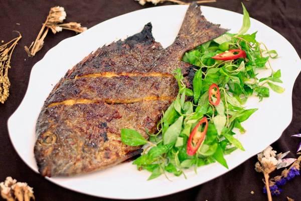 Đặc sản cá dìa Nha Trang