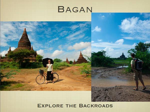 Du lich Myanmar - Vương quốc Bagan