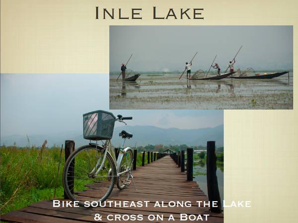Du lich Myanmar - Hồ Inle