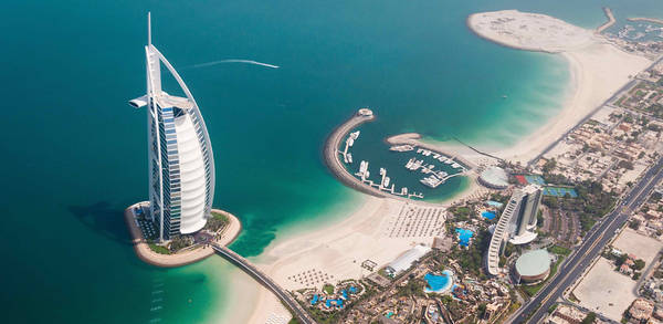 Khánh sạn Cánh Buồm nổi tiếng đắt đỏ nhất thế giới.