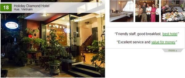 Khách sạn Huế Holiday Diamond