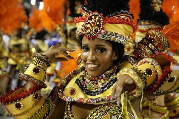 Những lễ hội độc đáo tại Brazil