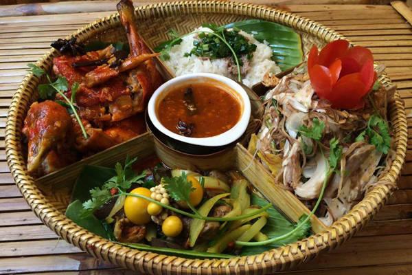 Những món ăn từ gà ta