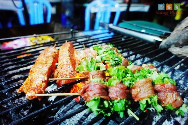Đây là món ăn phổ biến của đồng bào các dân tộc thiểu số ở Sa Pa