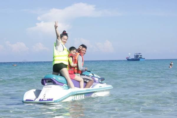 Vi vu tại Bãi Dài, Nha Trang