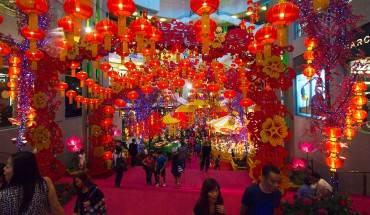Thỏa mãn niềm yêu thích mua sắm ở Bukit Bintang