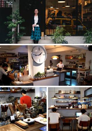 Du lịch Đài Bắc - Đài Bắc tập trung rất nhiều quán cà phê vô cùng hay ho và nhất định bạn sẽ thích thú với điều ấy.