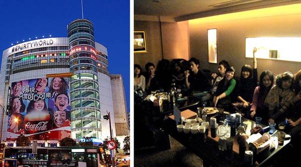 Du lịch Đài Bắc - Karaoke là một hoạt động lành mạnh và bạn có thể được đáp ứng bất cứ lúc nào bạn muốn.