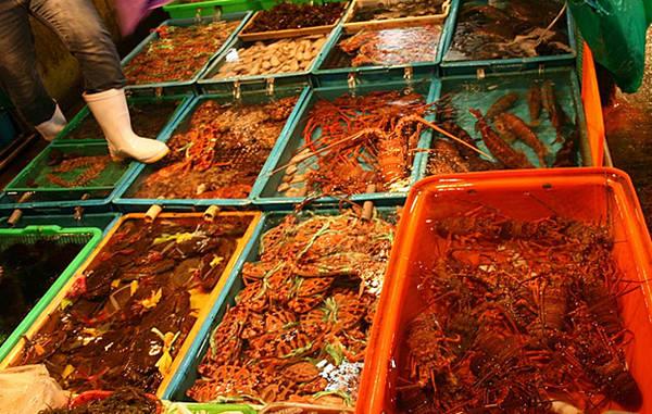 Du lịch Đài Bắc - Bạn sẽ không thể nhận biết được đến 50% những thứ đang được bày bán ở các khu chợ địa phương