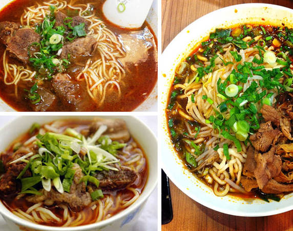 Du lịch Đài Bắc - Mì thịt bò trở thành một đặc trưng của văn hóa ẩm thực Đài Bắc