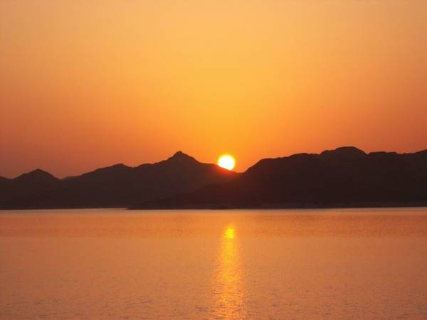 13. Hồ Nasser, Ai Cập
