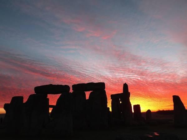 20. Stonehenge, Vương quốc Anh