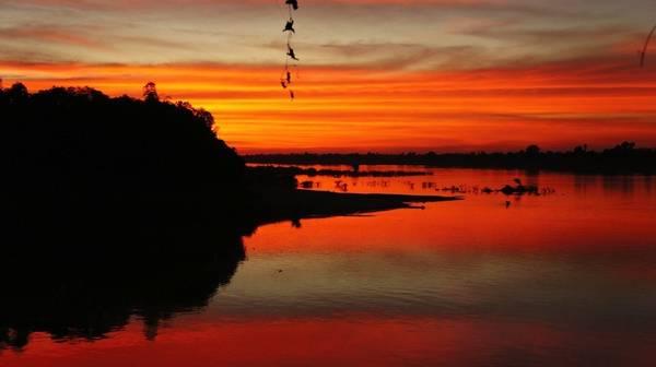 4. Thala Barivat, Campuchia