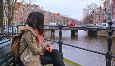 Amsterdam, Hà Lan (Ảnh: Worldofwanderlust)