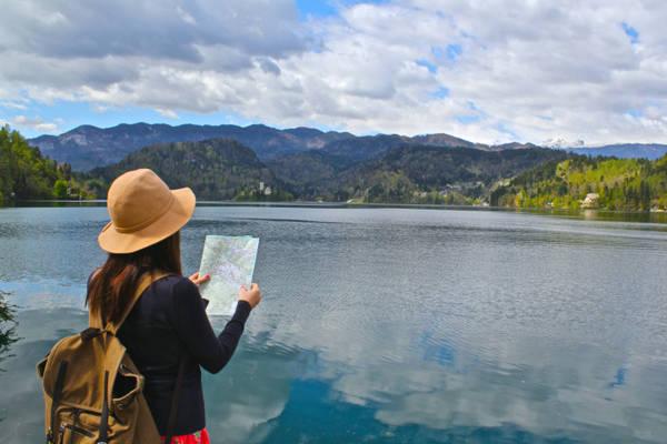 Hồ Bled, Slovenia