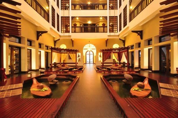 Khách sạn Angkor Home