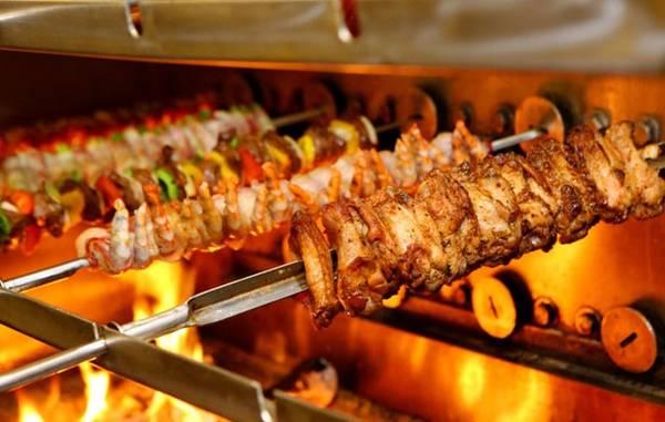 Du lich Sai Gon - Buffet thịt nướng tại bàn