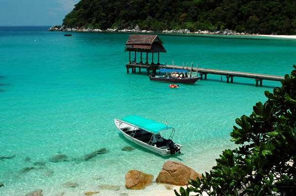 Du lich Malaysia - Những bãi biển xinh đẹp của đảo Redang là nơi bạn khó có thể tìm thấy ở bất cứ nơi nào khác.