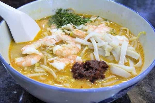 Du lich Malaysia - Món mỳ Assam Laksa