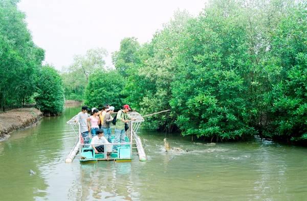 Du lich Sai Gon - Thú vị trò chơi câu cá sấu