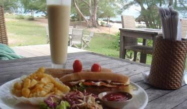 Nơi bạn sẽ được thưởng thức những món ăn ngon trong khung cảnh  tuyệt đẹp.
