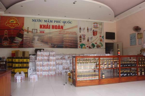 Và thành quả cho quá trình làm việc nghiêm túc, là những chai nước mắm nức tiếng khắp Việt Nam.