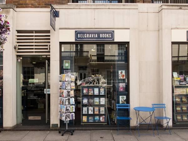 Kết quả hình ảnh cho Belgravia Books, 59 Ebury St, Victoria, London, SW1W 0NZ