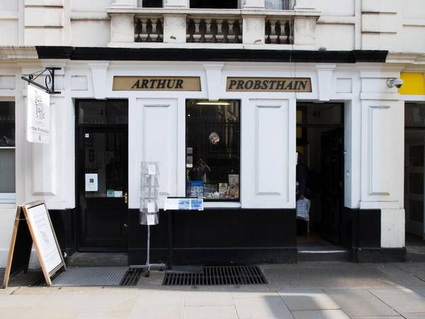 Kết quả hình ảnh cho Arthur Probsthain, 41 Great Russell St , City of London , WC1B 3PE
