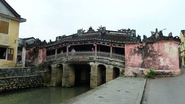 Du lich Hoi An - Ghé thăm vẻ đẹp của chùa Cầu