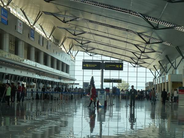 Du lich Viet Nam - Sân bay Đà Nẵng