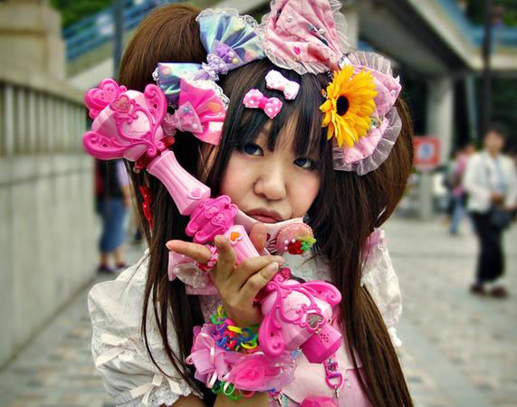Du lich Tokyo - Giới trẻ Nhật với phong cách thời trang độc đáo