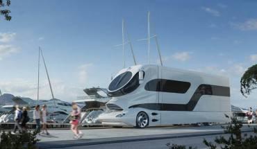 Du thuyền siêu sang eleMMent Palazzo luxury RV