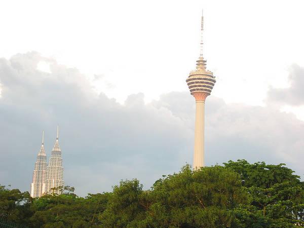 Du lich Kuala Lumpur - Tháp Menara Kuala Lumpur