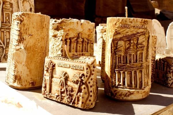 Du lich Jordan - Một món đồ lưu niệm ở Petra