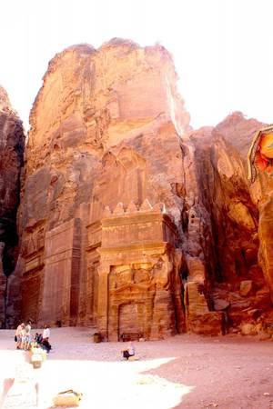 Du lich Jordan - Những công trình mang đậm phong cách