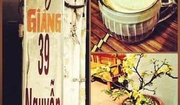 Du lich Viet Nam - Cafe Giảng, 39 Nguyễn Hữu Huân, Hà Nội.