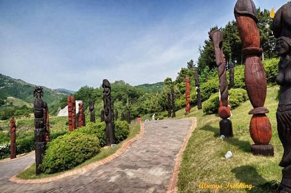 Du lich Han Quoc - Tham quan công viên Haesindang