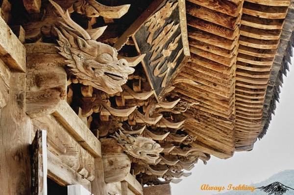 Du lich Han Quoc - Thăm đền chùa